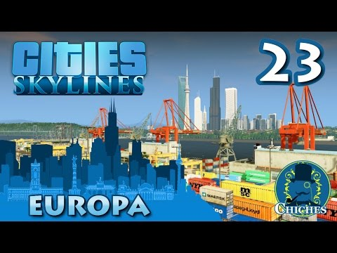 Cities Skylines - Europa - #23 en español