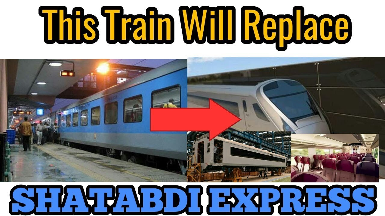 This Train Will Replace Shatabdi Express In 2019 10 Unique Facts Of Train 18