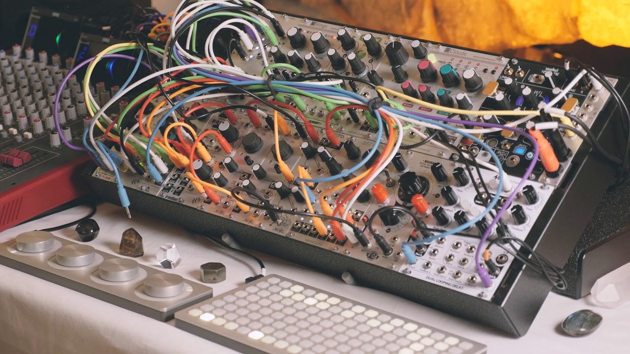 eclipse preparation ambient eurorack modular synthesizer youtube. Black Bedroom Furniture Sets. Home Design Ideas