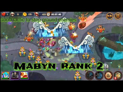 Realm Defense Tournament 636 Kill With 2 Meteors  - Mabyn Rank 2