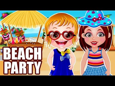 Baby Hazel Beach Party App Su Google Play