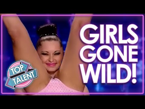 You Didn't See That Coming! Girls Gone WILD On Got Talent, X Factor & Idols WORLDWIDE! | Top Talent