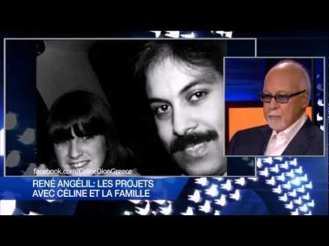 Celine Dion - Rene Angelil Interview on Denis Levesque 9/10/12 (Part 1)