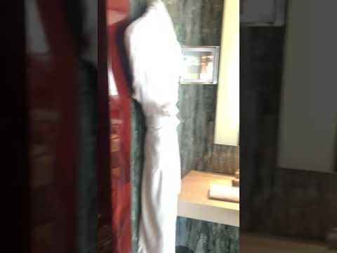 Room tour of Grand Hyatt Shenzhen