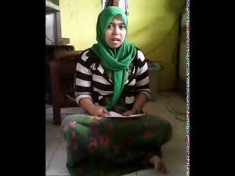 Cover Biarkan bintang menari Anisa Rahma Adi by @sherienawidya2