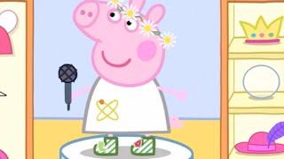 Peppa Pig: Golden Boots Part 5 - iPad app demo for kids - Ellie