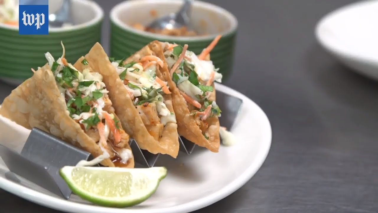 Applebees Wonton Taco Recipe
