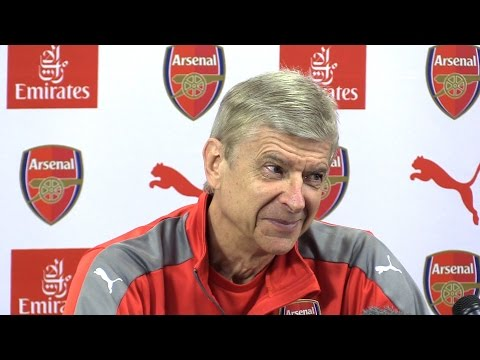 Arsene Wenger Full Pre-Match Press Conference - Southampton v Arsenal