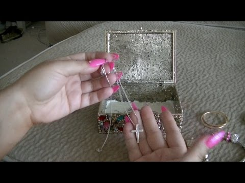 ASMR // Jewelry Collection