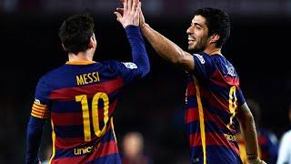 GOALS | BARCELONA 7 vs 0 VALENCIA | 03/02/2016