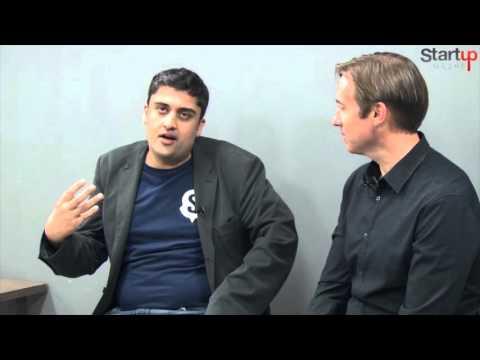Asif Ghafoor (Spacious) at Startup Grind Hong Kong