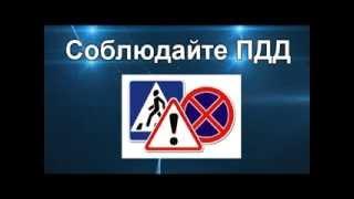 Основные правила безопасного поведения на дороге
