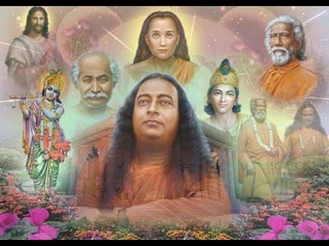 Jai Guru Jai Paramahansa Yogananda Srf Youtube