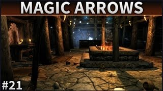 Skyrim Mod Spotlight | #21 | Magic Arrow Mod(Adds a huge variety of elemental, magical, and just plain weird arrows to the game. Some of the effects are useful, some of them are just bizarre. Either way, they ..., 2012-04-08T13:37:30.000Z)