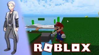 SUPER MARIO GAMES IN ROBLOX!!!