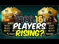 FIFA 16 UT - PLAYERS RISING EXPLAINED (BLACK FRIDAY MARKET CRASH)