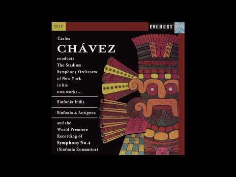 "Carlos Chavez Symphony No. 2 ""Sinfonia India"" (Remastered) (1958/2018)"