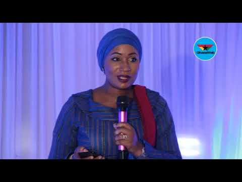 Samira Bawumia's full speech at her unveiling as Global Alliance for Clean Cookstoves ambassador