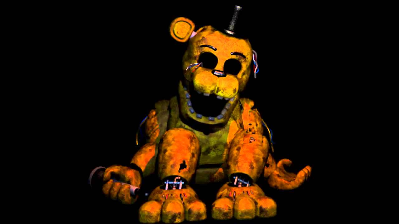 Withered Golden Freddy - Fnaf song - YouTube