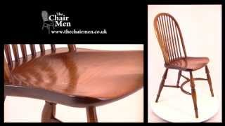 Windsor Chair Video