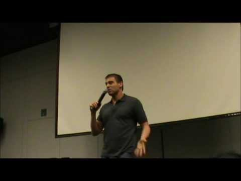Funny Q&A with Michael Shanks @ FACTS 2013 (Saturday, october 19th)