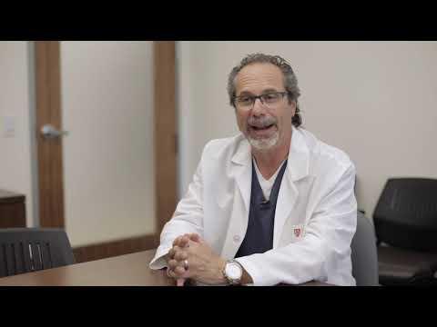 What is in vitro fertilization (IVF)?