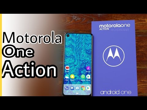 Motorola One Action - Specifications, features, launch in India, full review, ultra wide angle
