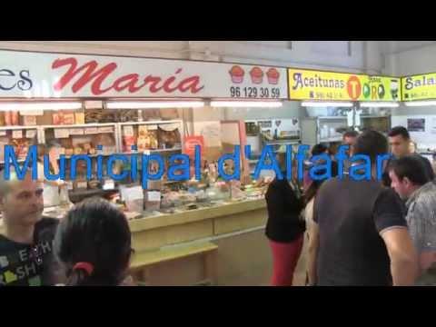 Video presentación del Mercat Municipal d'Alfafar en Facebook
