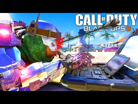 Black Ops 3 Funny Moments! (32 Year Old Squeaker, Trolling, Funny Killcams)