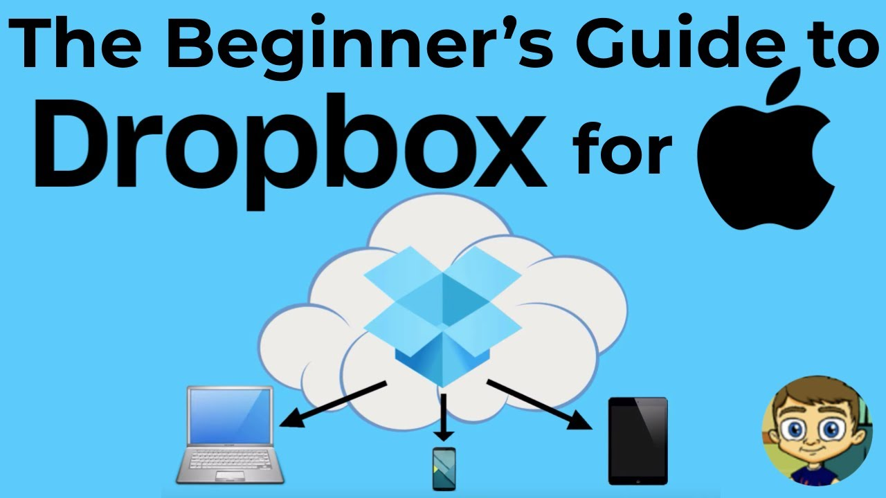 The Beginner's Guide to Dropbox for Mac - Cloud Storage