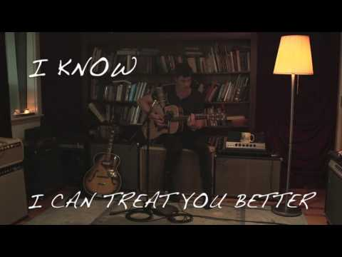 Shawn Mendes Treat You Better Lyrics acoustic version
