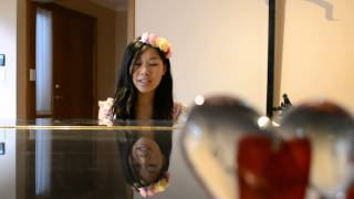 First of May - Melody (Bee Gees) acoustic piano cover by Florence Lang, Adelaide musician