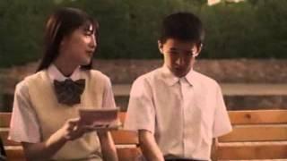 沢井美優 DSゲームソフトCM「DS楽引辞典」トラウマ編 2005年.