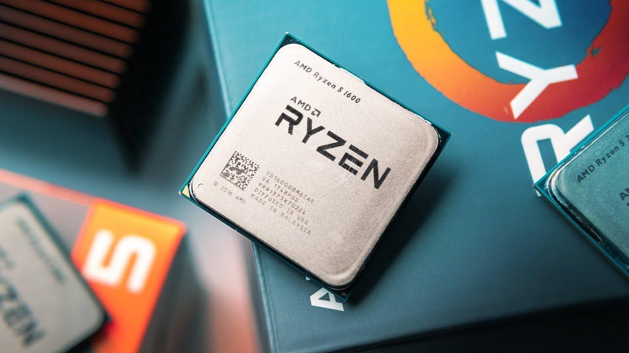 Is 1st-Gen Ryzen Still Good? R5 1600 vs 2600. 3600 - YouTube