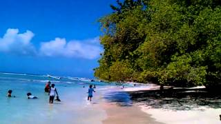 pigeon point beach trinidad and tobago