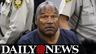 O J  Simpson's bid for prison release drawing national obsession