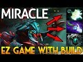 Miracle- Dota 2 [Weaver] Easy Game with This Build