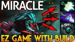 Miracle- Dota 2 [Weaver] Easy Game with This Build Subscribe : http...
