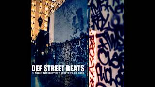 Def Street Beats : Classic Hip Hop Rap Beats Mix 2014 Full Classic Instrumental New  Album