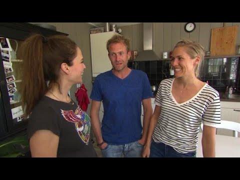 Binnenkijken Bij Tom Groot Eigen Huis Tuin Youtube