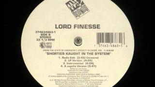Lord Finesse - Shorties Kaught In The System (Instrumental)