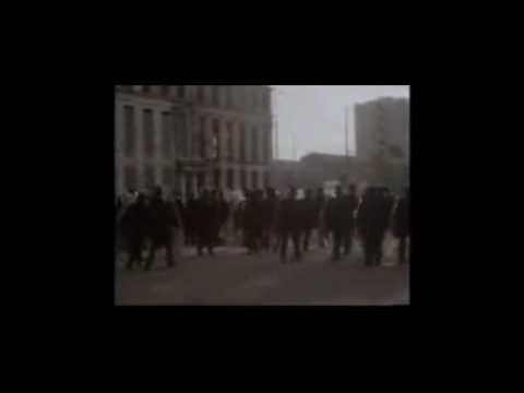 TOXTETH RIOTS 1981