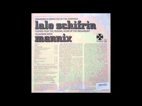 Sao Paulo After Dark - Lalo Schifrin (Mannix Soundtrack)