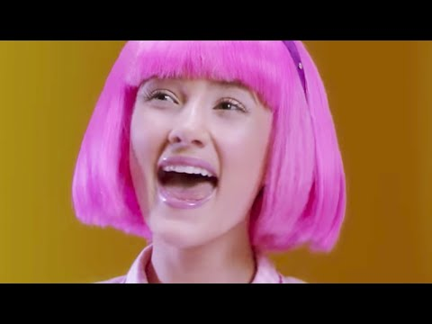 Lazy Town   Stephanie Sings We Will Be Friends Music Video   Lazy Town Songs