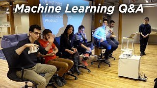 Best Resources for Learning Machine Learning? What Is ML Anyway? Q&A with ML Engineers!