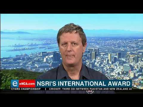 NSRI wins international award