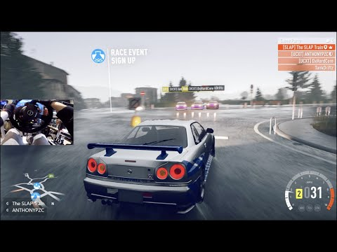 FH2 GoPro - Recreating My Most Viewed Video!! Nissan Skyline R34!