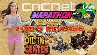 Small Map Oil in Center Marathon Red Alert 2 Yuri's Revenge Online