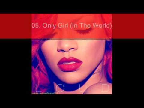 Rihanna - Loud (FREE ALBUM DOWNLOAD LINK)