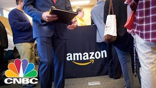Amazon Received 238 Proposals From Cities For Its Second Headquarters   CNBC
